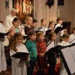 2017-02-02 Lichtmisviering gezinsviering, Kapellen