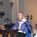 2011-12-03 Aartsbisschop Leonard op bezoek: eucharistieviering, Kapellen